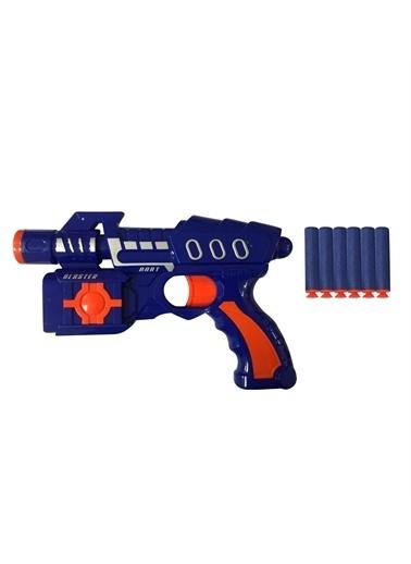 Mgs Oyuncak Mgs Oyuncak Spongegun 3717 Yumuşak Mermili Oyuncak Dart Silah Renkli